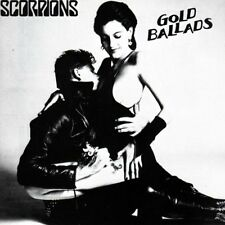 Scorpions Gold Ballads [CD album]