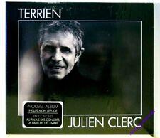 nouvel album CD JULIEN CLERC : Terrien neuf 2/2021 Mon refuge nouveauté digipack