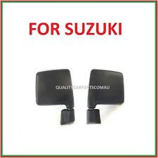 DOOR MIRRORS, PAIR, FOR  SUZUKI SIERRA 1.3 MARUTI 1.0 DROVER 1.3 1986-1998