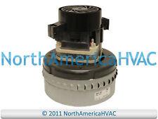 Amtek 2 Stage 120v Vacuum Blower Motor 116212-00 116336-00 119414-00 131500-00