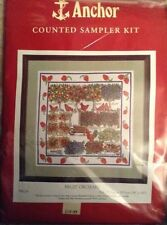 Anchor Samplers Cross Stitch Kits