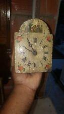 pendule horloge foret noire miniature -comtoise