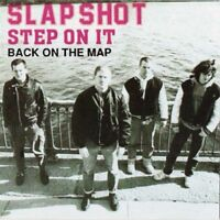 SLAPSHOT-STEP ON IT/BACK ON THE MAP-JAPAN CD F30