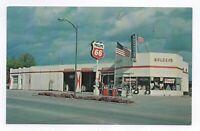 Wolden's Phillip's 66 Service Blackduck, Minnesota gas station vintage postcard