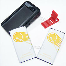 4 Accessory Battery Charger Bracket for Samsung Galaxy S5 Active G870A CellPhone