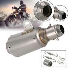 38-51MM Universel Moto ATV VTT Silencieux de tuyau d'échappement I9W7