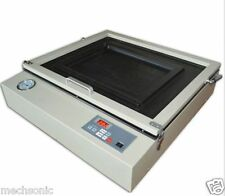 "50cmx60cm (20""x24"") Precise Vacuum UV Exposure Unit Screen Printing Machine sj"