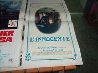 L'Innocent Plakat Original 1976 Luchino Visconti