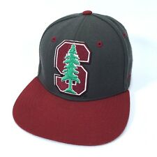 STANFORD UNIVERSITY CARDINAL Football Embroidered SnapBack Cap Baseball Hat   c6