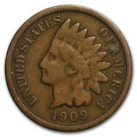 One Indian Head  Penny    Assorted  1859 to 1909 #ICA