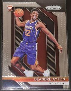 DeAndre Ayton 2018-19 Panini Prizm Rookie Card (no.279)