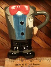 Coffee Mug Funny 3-D Novelty Gift for Boss, Manager, Professor, or Teacher
