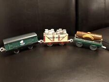 HIT Toys Thomas TrackMaster Mr. Jolly's Chocolate Factory 3 Train Cars Set Milk