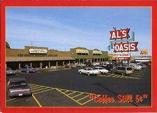 C2230  SOUTH DAKOTA USA Al's Oasis Restaurant US Cadilac Ford GM Interstate 90