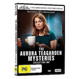 THE AURORA TEAGARDEN MYSTERIES COLLECTION volume 2    -DVD - UK Compatible
