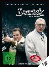 DERRICK - COLLECTOR'S BOX 17 (EPISODEN 241-255) (FRITZ WEPPER/+)  5 DVD  NEU