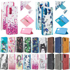 For Samsung A10S A20S A21S A51 A71 A20E Flip Magnetic Leather Wallet Case Cover