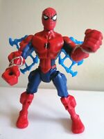 SPIDER-MAN HASBRO MARVEL SUPER HERO MASHERS ACTION TOY FIGURE WEBS