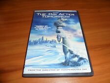 The Day After Tomorrow (DVD, 2004,Widescreen) Jake Gyllenhaal, Disaster Used
