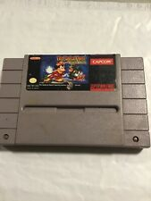 The Magical Quest Starring Mickey Mouse SNES-  Authentic - Super Nintendo