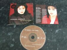 MICHAEL JACKSON CD SINGLE CARDSLEEVE YOU ARE NOT ALONE 2 TRACK 6623101