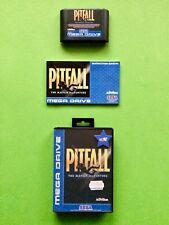 PITFALL Sega MEGA DRIVE Arcade Spiel komplett + OVP Anleitung CIB Box PAL Game