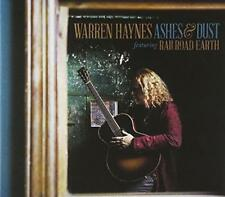Warren Haynes - Ashes And Dust (Feat. Railroad Earth) (NEW CD)