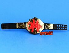 WWE Mattel Elite nWo Error oMn Championship Belt Wrestling Figure Accessory_a6