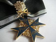Pour le Mérite con Foglie di quercia Spade Brillanti Croce cavaliere