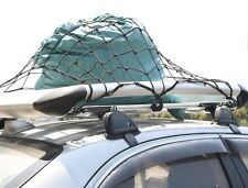 Car Roof Tray Platform Rack Carry Box Luggage Carrier Basket Secure Cargo Net