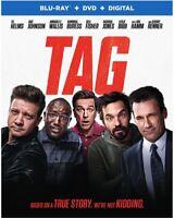 Tag [New Blu-ray] With DVD, Standard Ed, Subtitled, Ac-3/Dolby Digital