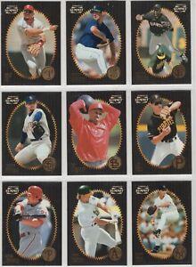 1996 Pinnacle Summit Baseball Team Sets **Pick Your Team**