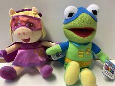 NWT, Disney Junior, Muppet babies, The Froginizer Kermit & Super Fabulous Piggy