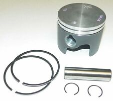 "Johnson /Evinrude 50-70 Hp 3.187"" Bore Piston Kit 100-120k OE 5006701, 0436976"