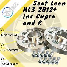 5x100 Espaciadores Rueda Aleación postura 57.1 Asiento Leon Mk 1 1M 40mm 1999-2005
