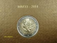 *** 2 EURO Gedenkmünze VATIKAN 2011 Weltjugendtag Madrid im braunen Folder ***