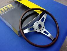 NEW 1970-71 Dodge Plymouth Rim-Blow Wood Grain Steering Wheel  MOPAR Licensed