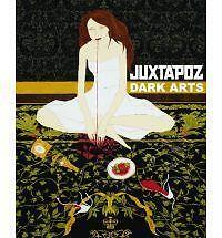 Juxtapoz Dark Arts, Diana Weber, Good Book