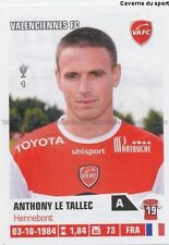 N°476 ANTHONY LE TALLEC # VALENCIENNES.FC VAFC STICKER FOOT 2014 PANINI