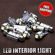 14x Error Free Interior LED Bulb Kit For 00-05 Mercedes Benz W163 M-Class ML350