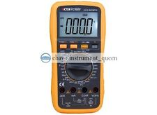 VICTOR 9806+ LCD 4 1/2 Digital Multimeter VC9806+ Backlight !!Brand New!!