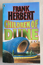 CHILDREN OF DUNE, Frank Herbert Paperback Book  1985