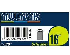 Nutrak Schrader Universal Bicycle Tubes
