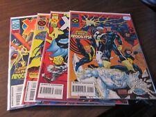 Amazing X-Men Age of Apocalypse #1 2 3 4 Marvel Mini Series Comic Book Set 1-4