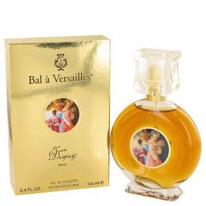 Bal a Versailles Jean Desprez 100ml EDT Spray Genuine Perfume Rare Sealed Box