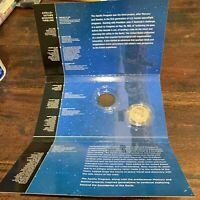2019 S Enhanced Reverse Proof Kennedy Half From Apollo 11 50th Ann Set + Pack