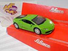 "Schuco 20124 - Lamborghini Huracan "" grün metallic "" Edition 1:64 NEU"
