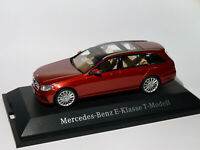 Mercedes Benz Classe E break S213 / T-modell / estate SW  au 1/43 de kyosho