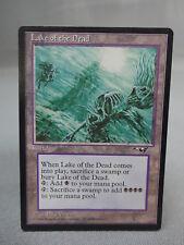 MTG Magic the Gathering Card X1: Lake of the Dead - Alliances EX/NM
