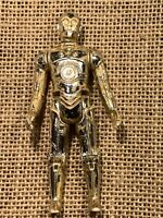 Vintage Star Wars C-3PO 1977 Hong Kong Kenner Action Figure Droid